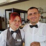 Oamenii Cristinei si ai lui Radu Timis de la Conacul Casa Timis