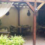 terasele Restaurantul Potcoava Giulesti