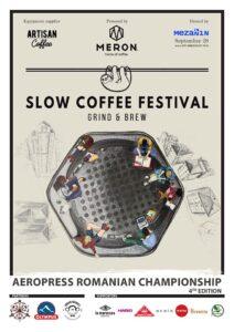 Slow Coffee Festival, editia I