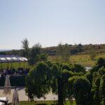 Terasele Conacului Casa Timis din Bucov