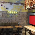 Treevi, bistrou fast food de pizza