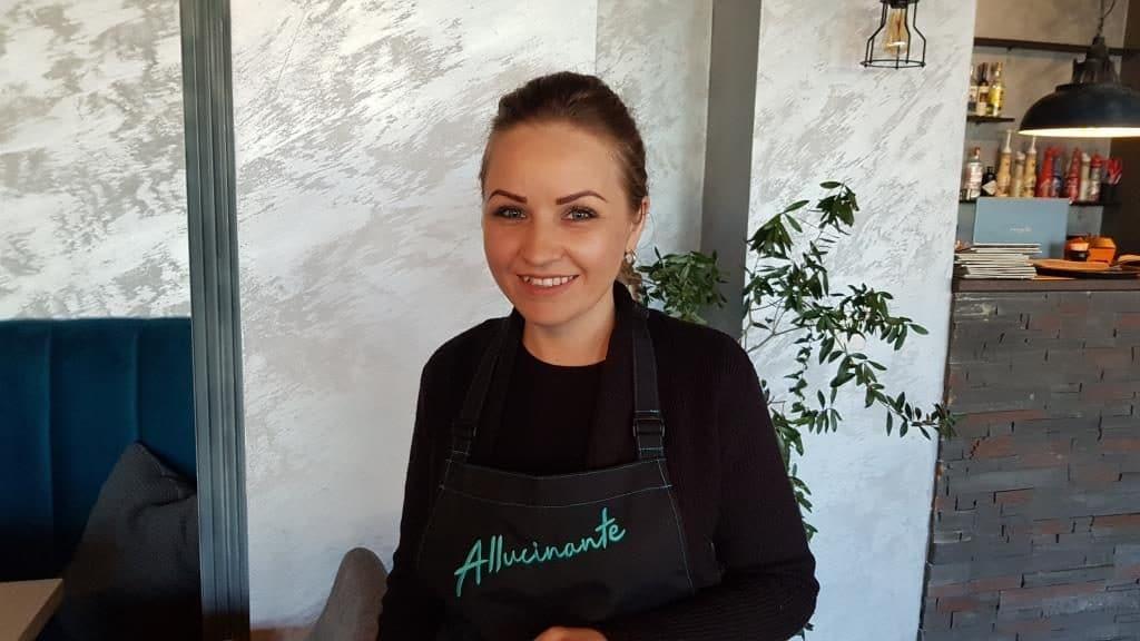 Chelnerita la restaurantul care a scapat de Patrizia Paglieri