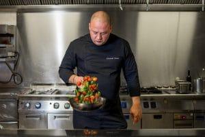 Chef Alex Chioaru - Roberto's