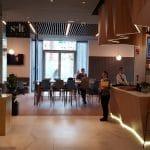 Solt Dining, restaurantul hotelului Courtyard Floreasca