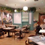 Restaurant cu Noua bucatarie romaneasca creativa