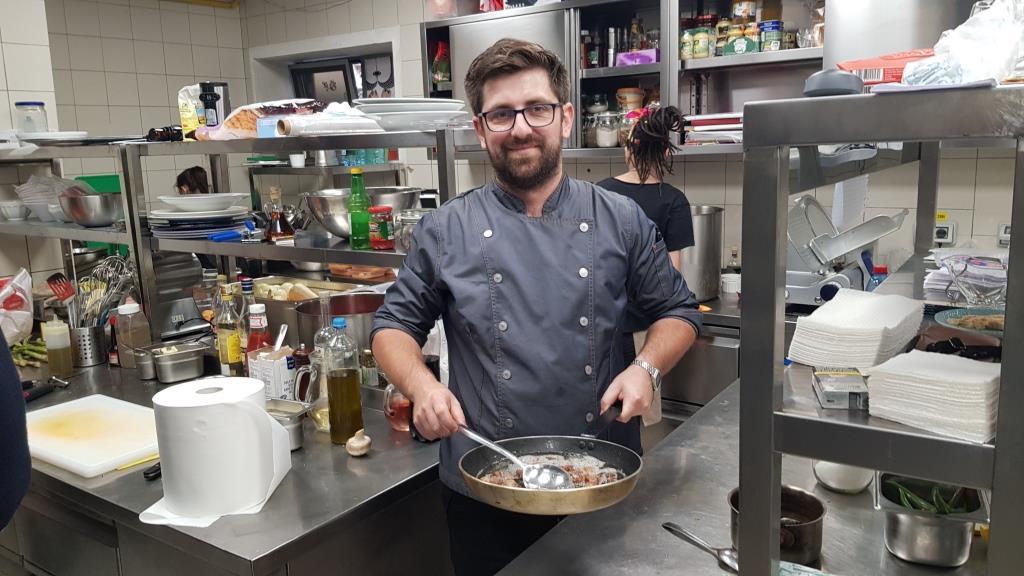 Cheful Amalgam, restaurant cu Noua bucatarie romaneasca creativa