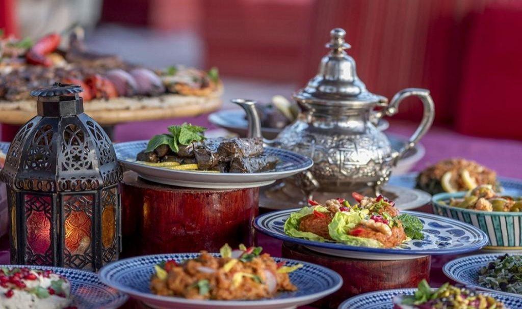 Arab dinner