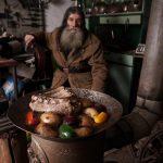 Bucataria Hoinara se intoarce - in atelier de fierar
