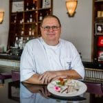Chef Mircea Niculescu Cafe Athenee