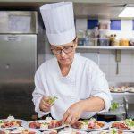 Chef Mirela Niculescu Banqueting