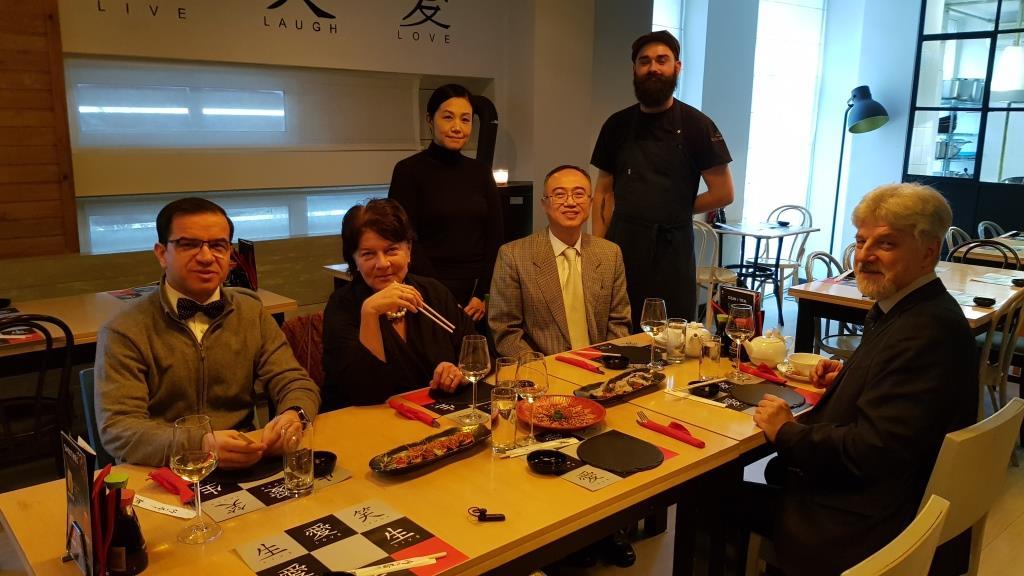 Cina la Kanpai pentru Topul Mancarurilor 2019