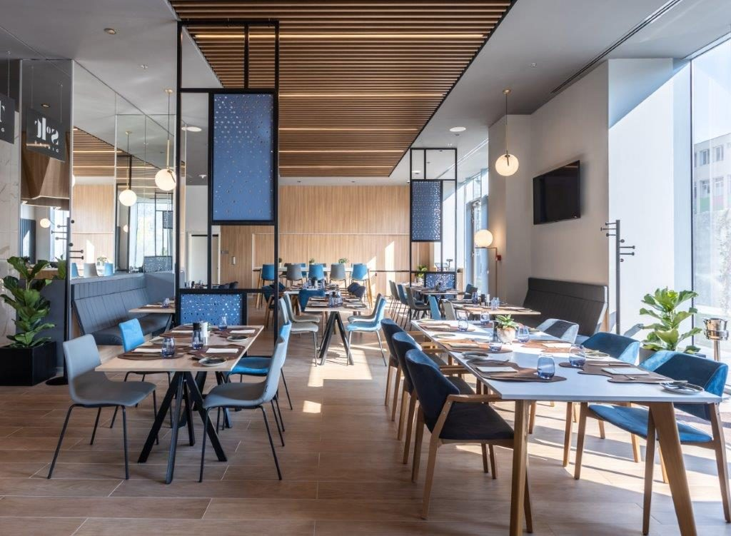 Courtyard by Marriott - restaurantul Solt Dining