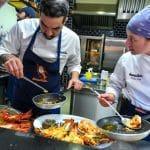 Chef Ricardo Deus la Dancing Lobster