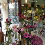 Floraria Zexe de la restaurantul Amalgam