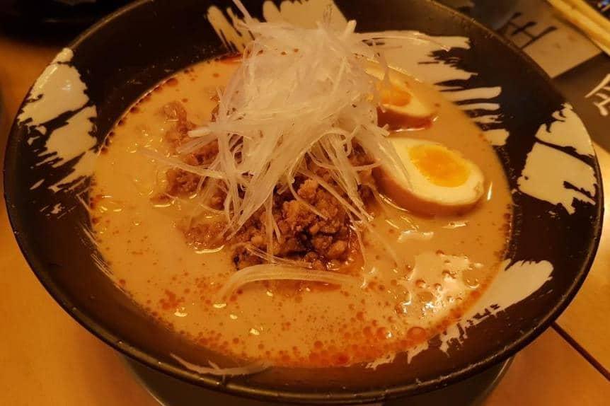 Ramen Yokohama la Kanpai (chef Takehiro Shimura)