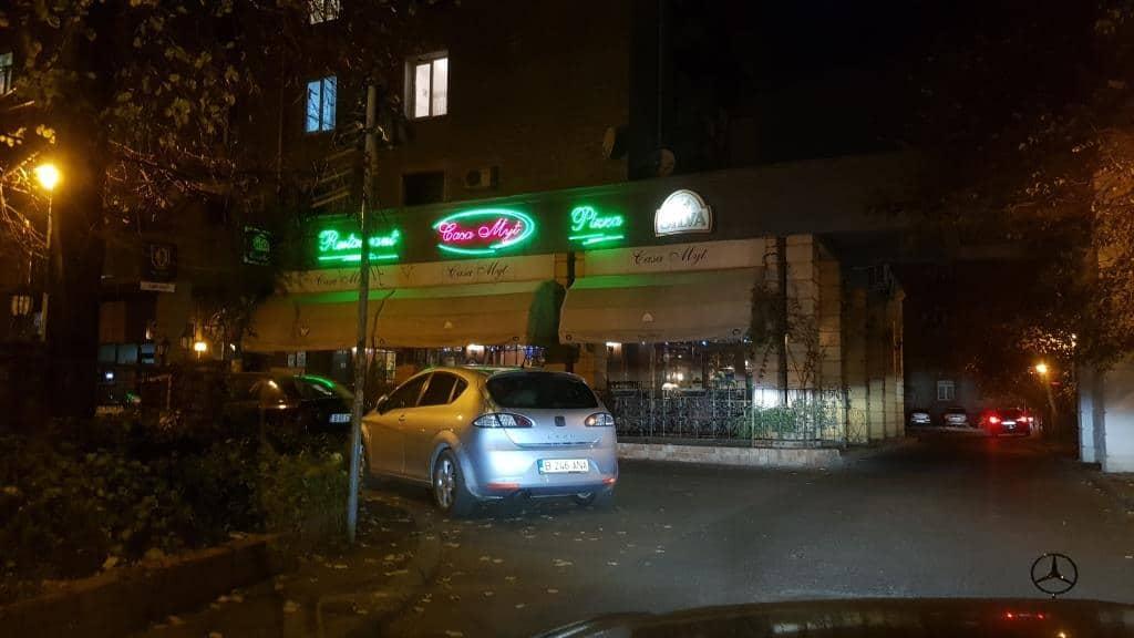 Restaurant in Drumul Taberei