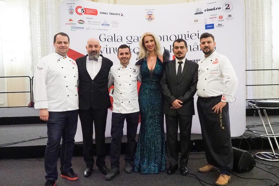 Gala Gastronomiei si Vinurilor romanesti 2019