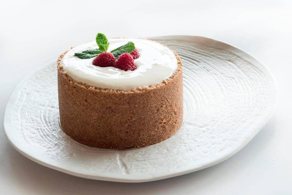 JW Cheesecake de la Marriott