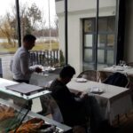 Restaurant de peste in Calea Floreasca