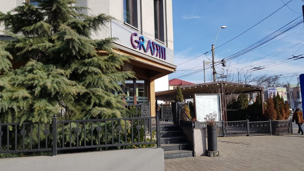 Graffiti Cotroceni, restaurant multicuisine