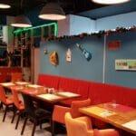 Restaurant sud american autentic