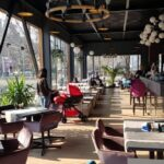 Colonial Lounge, restaurant pe malul Dambovitei la Unirii