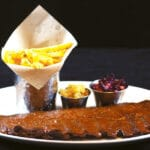 Feteasca Neagra BBQ Sauce Pork Ribs
