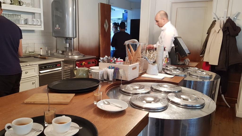 La cina la Chef Giovanni Gilliberto