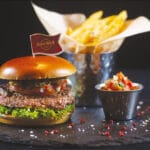 Tex-Mex Chili Cheeseburger