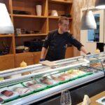 Yoshi Sushi & Teppanyaki, Chef Vladimir Curnic (Vova)