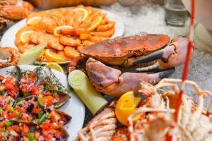Dancing Lobster - fructe mare