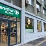 Carrefour Express in zona Dorobanti din Bucuresti