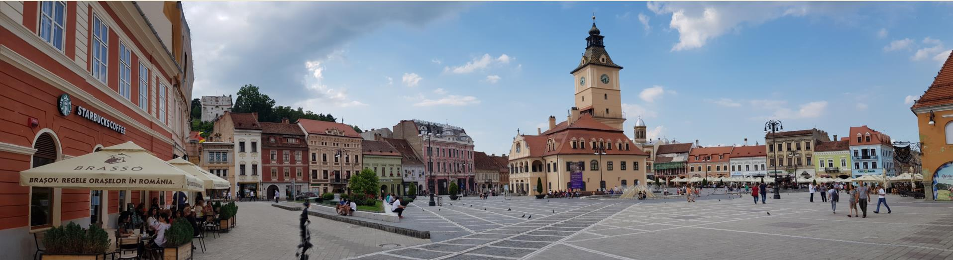 Brasov, Piata Sfatului